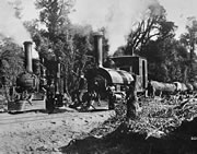 State Sawmills Locomotives